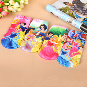 Kiddie Cartoon Socks