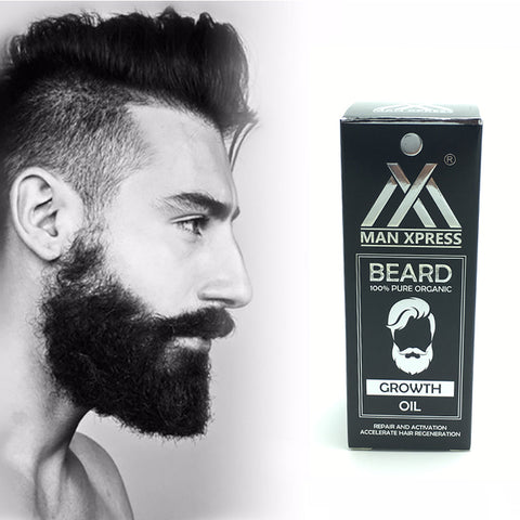 100% Natural Beard Growth Oil Super Saver Packs