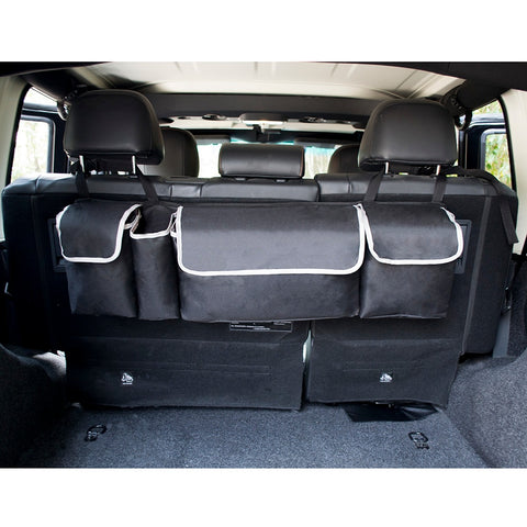 Adjustable Car Back Seat Organizer