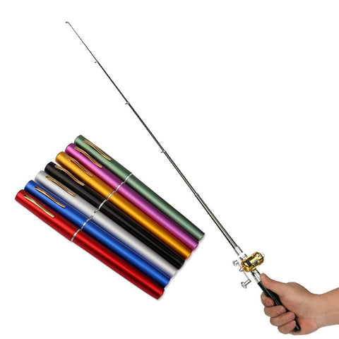Pocket Size Fishing Rod