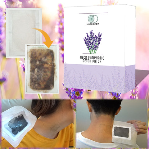 10pc Neck Lymphatic Detox Patch