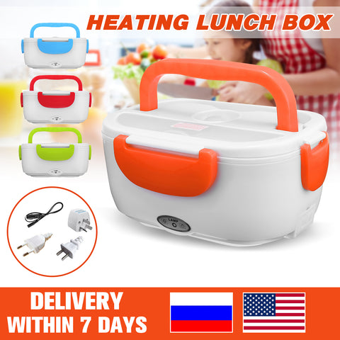 12/110/220V Self Heating LunchBox