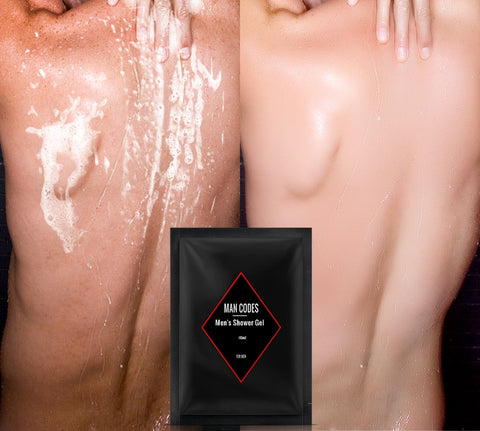 5* 2g Sample Men Shower Gel