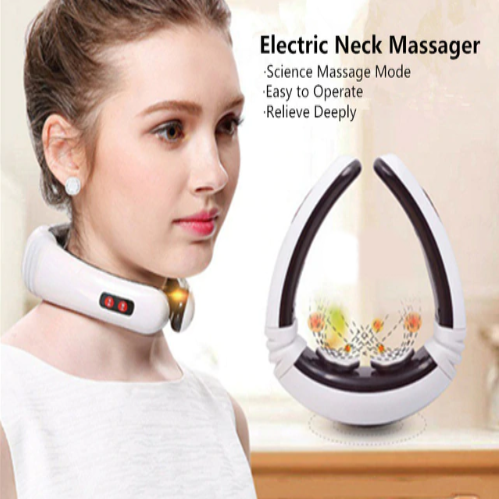 Electric Pulse Neck Massage