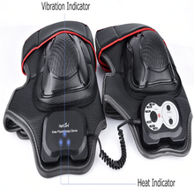Load image into Gallery viewer, Knee Magnetic Vibration Heating Massage