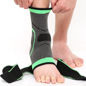 Elastic Strap Ankle Support