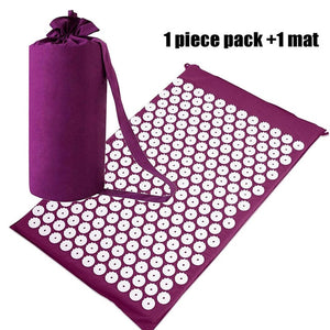 Acupressure Spike Yoga Mat