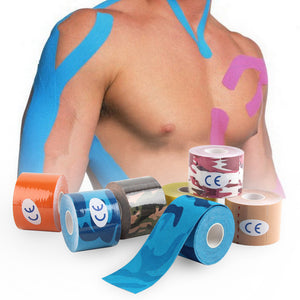 Waterproof Athletic Kinesiology Tape