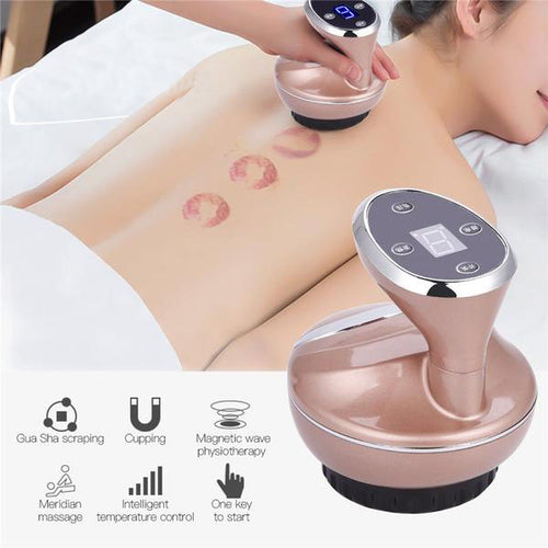 Electric Cupping Massage Tool