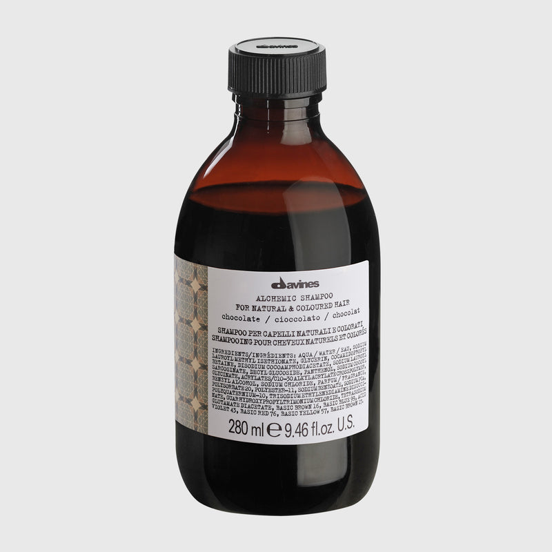 ALCHEMIC SHAMPOO CHOCOLATE
