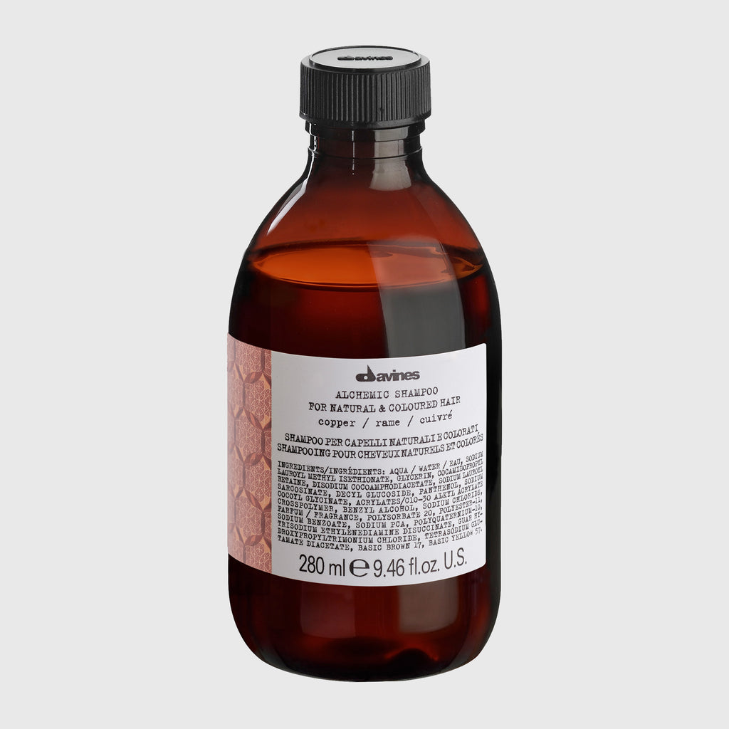 ALCHEMIC SHAMPOO COPPER