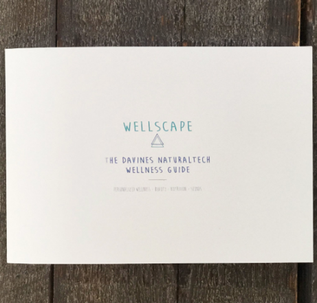 DAVINES WELLSCAPE BOOK