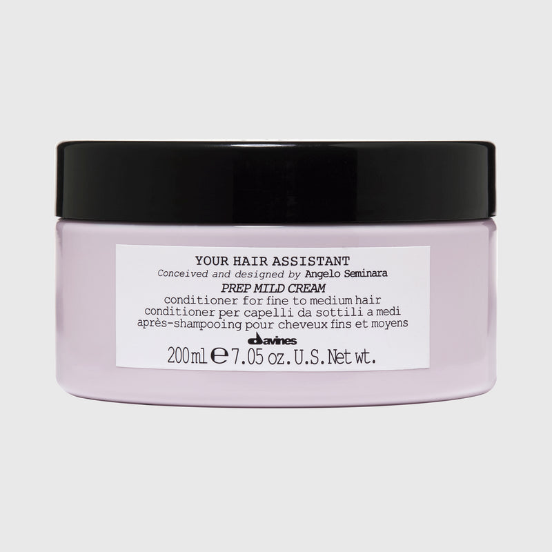 YOUR HAIR ASSISTANT PREP MILD CREAM
