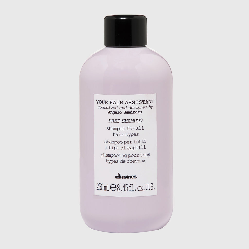 YOUR HAIR ASSISTANT PREP SHAMPOO