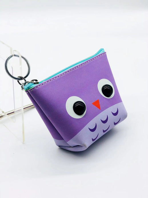 31-JM-CB05006, Pet Face with Shiny Eyes Coin Purse