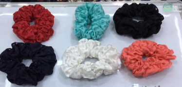 41-J2018013 Colorful Cotton Hair Band ($3 for 12)