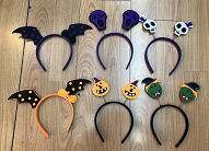 61-JM-HA05026, Halloween Head Band, ($5.88 for 12)
