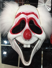 61-JM-HA05098, Halloween Mask, ($6.96 for 12)