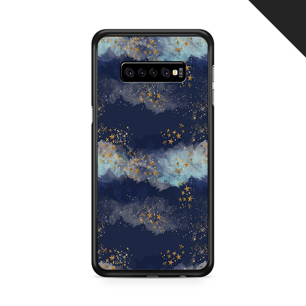 Aesthetic Teal Wallpaper Samsung Galaxy S10 Cases Alexacase