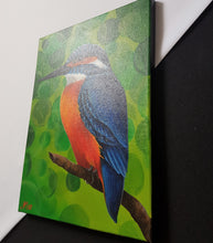 Load image into Gallery viewer, Kingfisher - Found you!