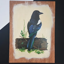 Load image into Gallery viewer, Woodland life: Magpie