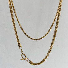 Collins 3mm Rope Necklace - CELESTE SOL Jewelry