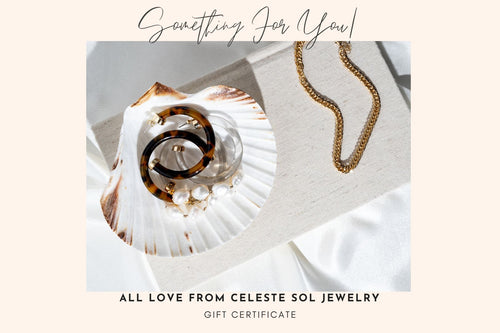 Gift Card - CELESTE SOL Jewelry