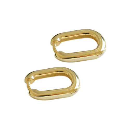 Louise Demi Hoops - CELESTE SOL Jewelry