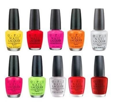 OPI Nail Lacquer Nli
