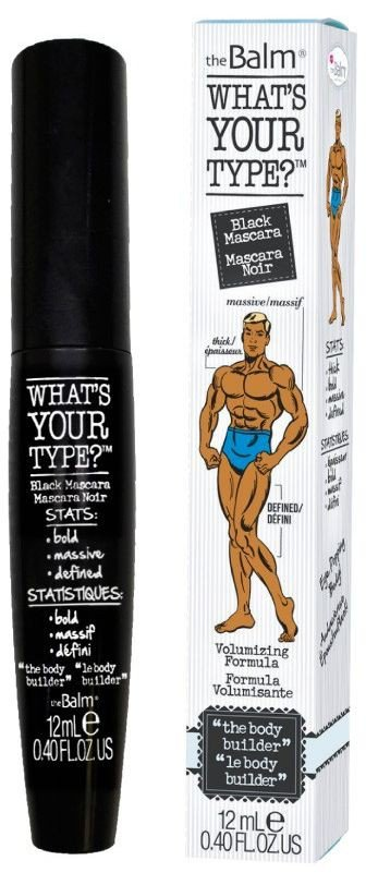 The Balm Mascara The Body Builder