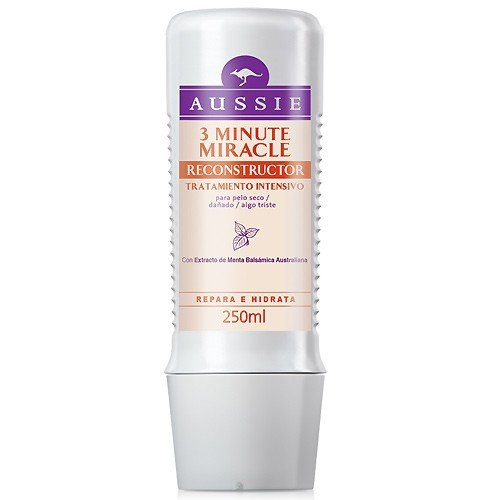 Aussie Mascarilla 3 Minutes Miracle Reconstructor