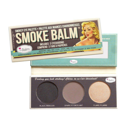 The Balm Smoke Balm Smokey Eye Palette
