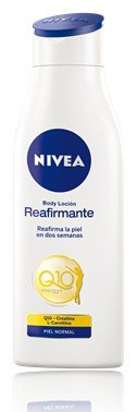 Nivea Q10 Body Loción Reafirmante Piel Normal