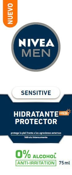 Nivea For Men Crema Hidratante Extra Sensitive