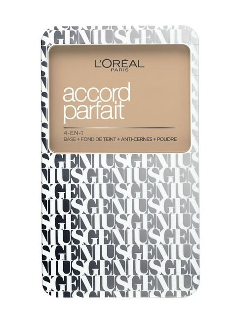 L'Oreal Color Accord Parfait Genius 4en1