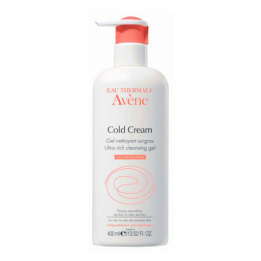 Avene Cold Cream Gel Limpiador