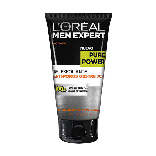 L'Oreal Pure Power Exfoliante Anti Poros Obstruidos