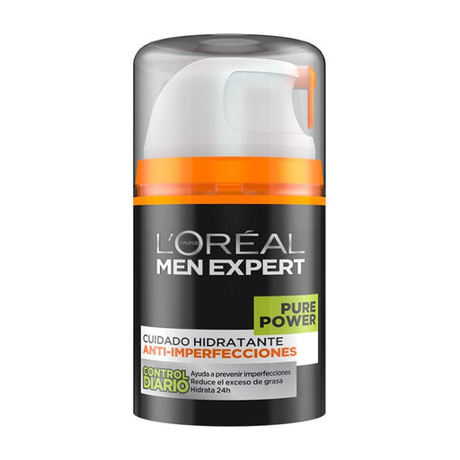 L'Oreal Pure Power Hidratante Anti-imperfecciones