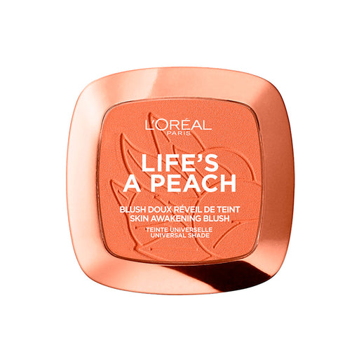 L'Oreal Color Life's a peach Colorete