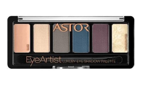 Astor EyeArtist Luxury Eyeshadow Paletas