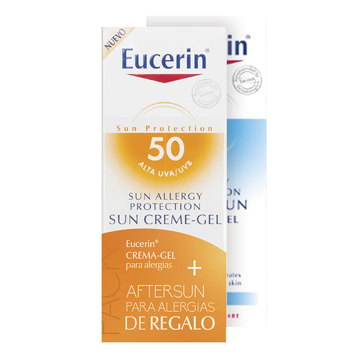 Eucerin Sun Allergy Crema Gel