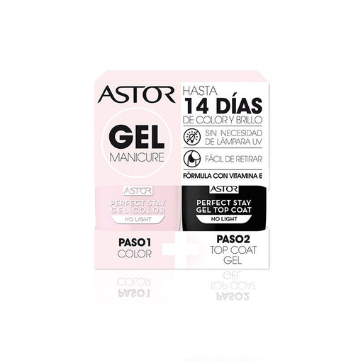 Astor Pack Perfect Stay Dúo Gel + Top Coat