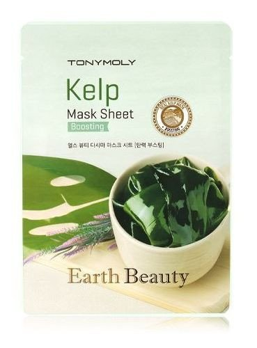 TonyMoly Earth Beauty Kelp Mask Sheet