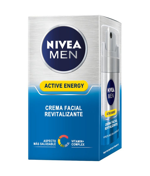 Nivea Active Energy Crema Facial Revitalizante