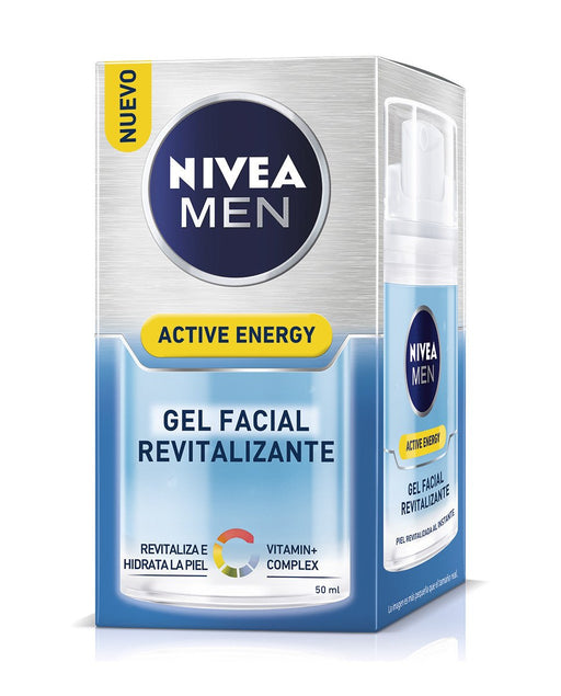 Nivea Men Active Energy Gel Facial Revitalizante