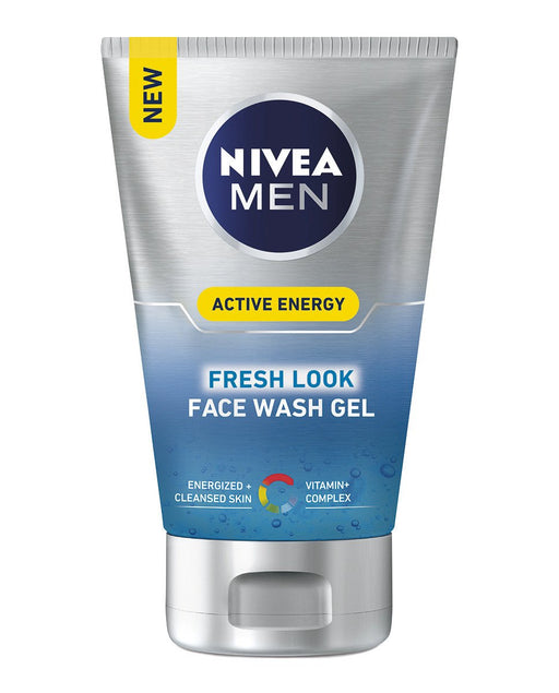 Nivea Men Gel Limpiador Active Energy Revitalizante