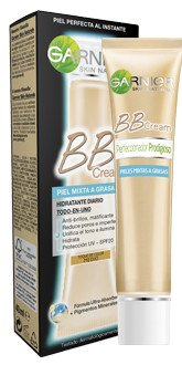 Garnier Skin Natural BB Cream Piel Mixta Grasa