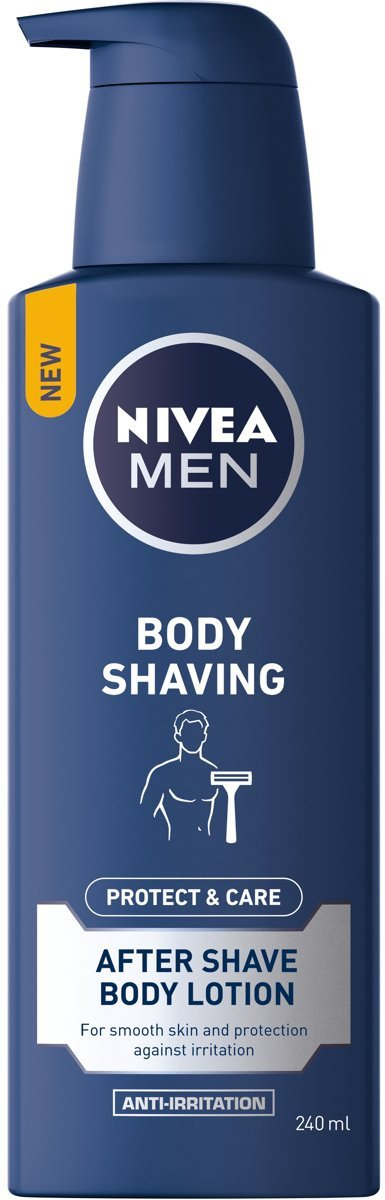 Nivea Body Shaving Protect & Care Aftershave Body Lotion