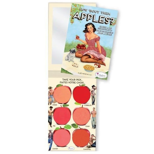 The Balm How About Them Apples