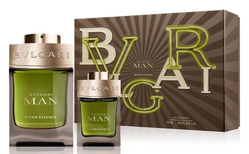 Bvlgari Man Wood Essence Estuche